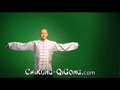 Ejercicios QiGong Para Pulmon: Asma Bronquial (Por ChiKung-QiGong.com) - YouTube
