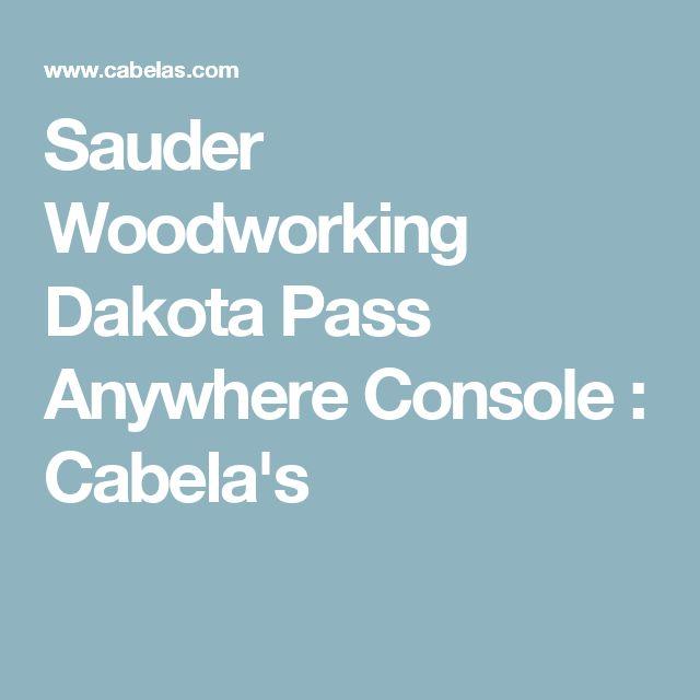 Sauder Woodworking Dakota Pass Anywhere Console : Cabela's