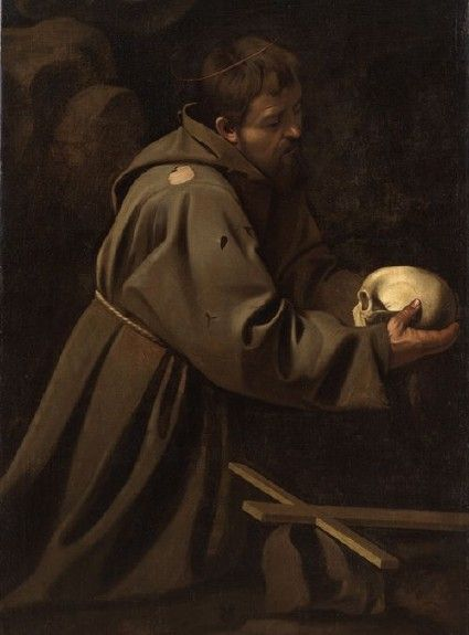 Saint Francis of Assisi.