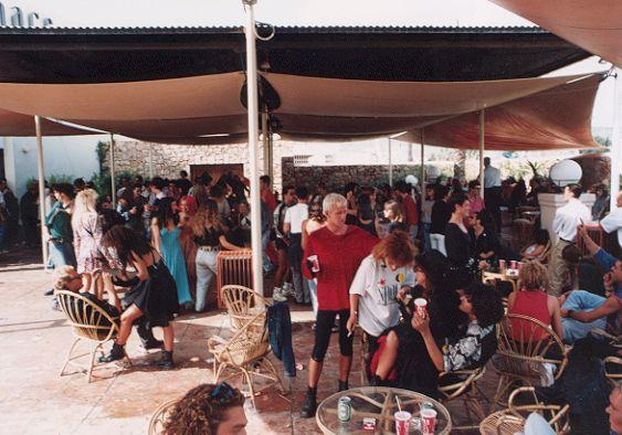 Space Ibiza 1992