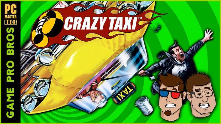 Crazy Taxi - Not Do a Good Job Taxi - Game Pro Bros