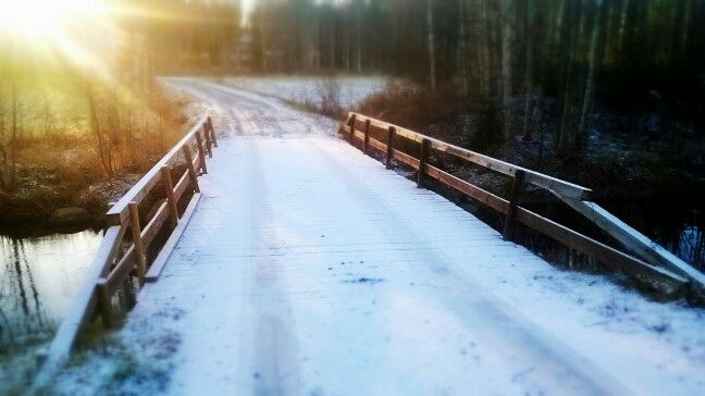 Bridge of poem