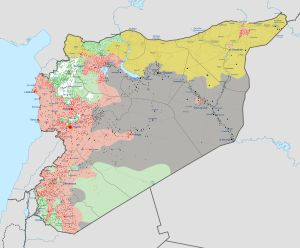 Syrian Civil War map.svg