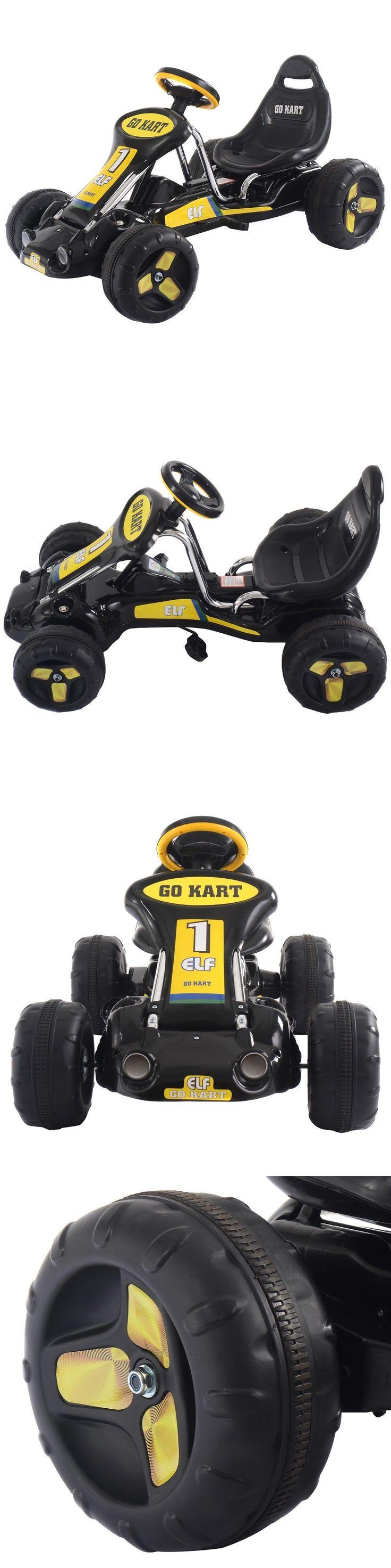 1970-Now 19022: Boys Toys Pedal Car For Kids Go Karts Children Cart Mini Speed Racer Steel Frame -> BUY IT NOW ONLY: $89.99 on eBay!