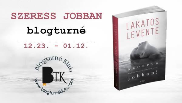 Tekla Könyvei: Lakatos Levente – Szeress jobban! (Barbibébi 2.)