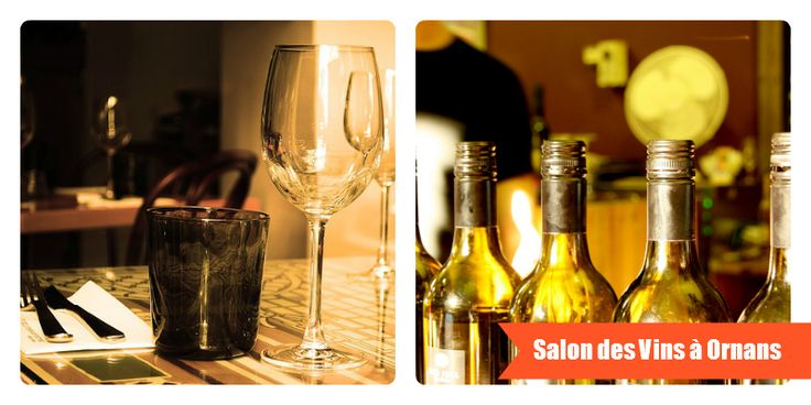 Salon des vins à Ornans