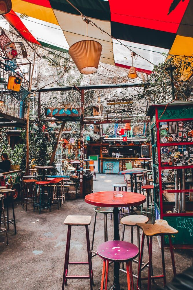 From Rooftops Views Outdoor Igloo Gardens Ruin Bars And A Communist Themed Dive Bar Keep Reading To Discover Budapest Nightlife Nightlife Travel Night Life