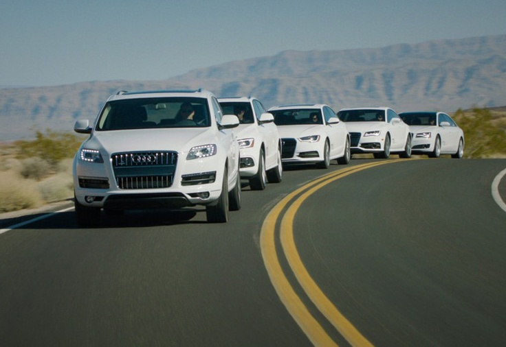 A6, A7, A8 and Q5