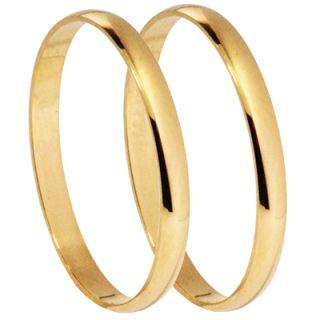 Alianca de Casamento 18 K Casar