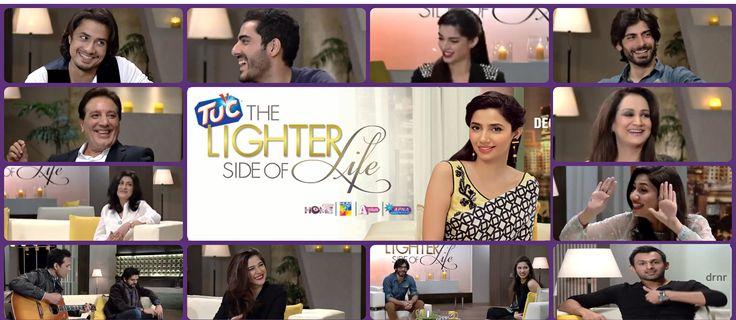 TUC the Lighter Side of Life with Mahira ~ Bushra Ansari ~ Review