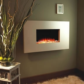 the 24 best wall mounted fires images on pinterest wall mounted rh pinterest co uk  best wall hung electric fireplaces