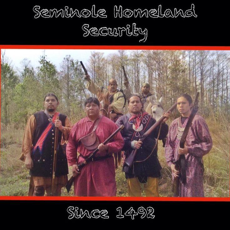 Seminole Homeland Security