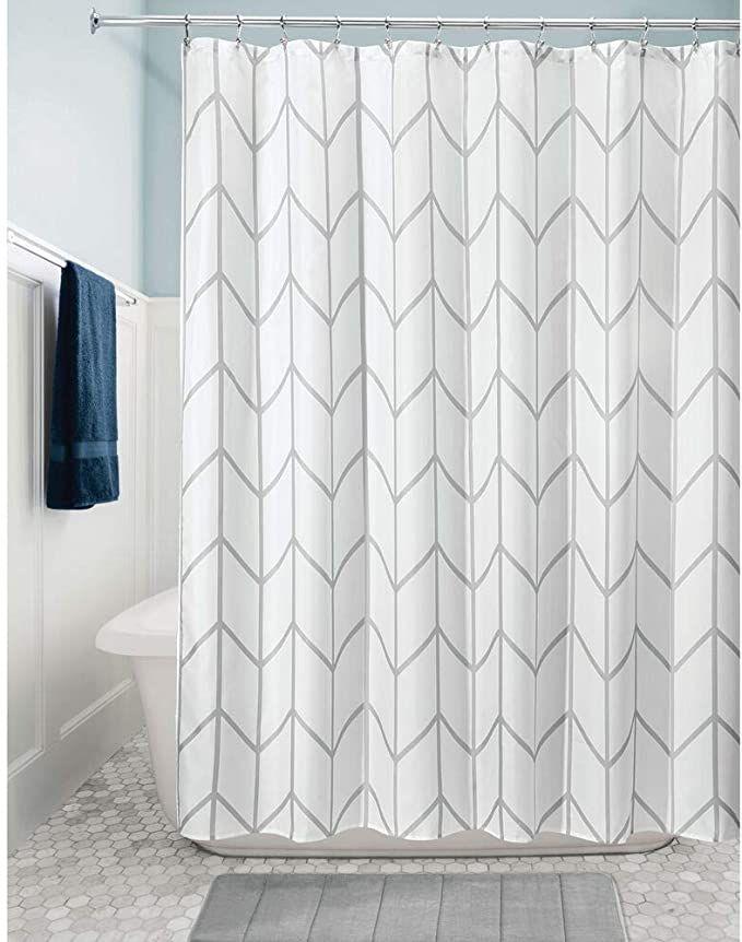 Amazonbasics tenda da doccia in tessuto con motivo stampato. Pin Su Casa Bany