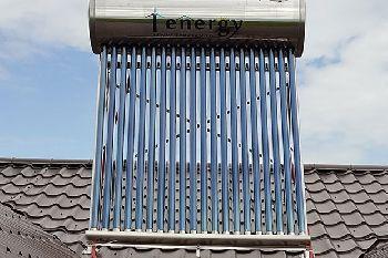 Panou solar apa calda INOX presurizat 200 litri