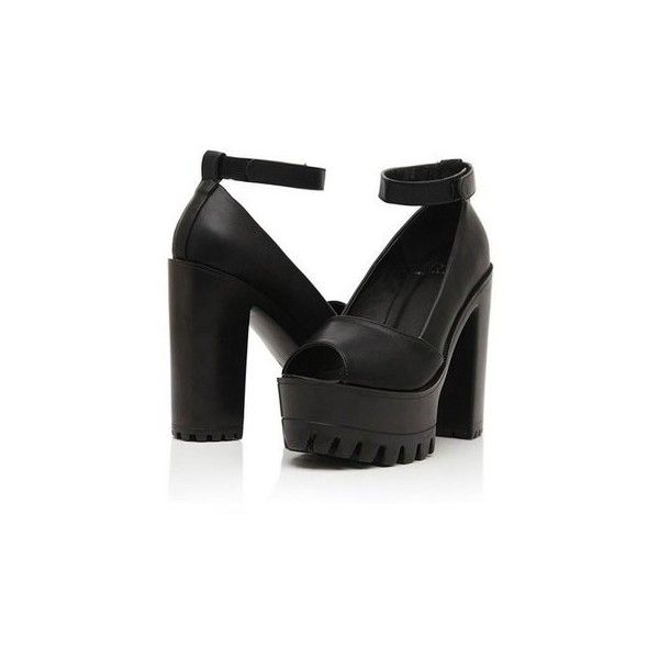 1000  ideas about Black Strappy High Heels on Pinterest  Strappy