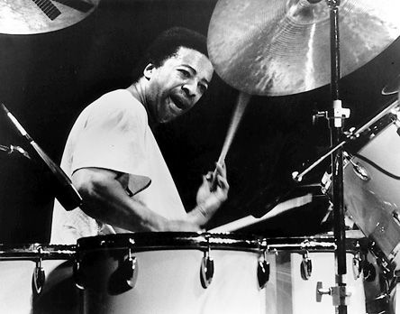 Tony Williams. After joining Miles Davis' band in 1963 at age 17, Tony Williams quickly became one of the most influential drummers in jazz history as part of the band that included bassist Ron Carter, pianist Herbie Hancock and saxophonist Wayne Shorter. His approach was rooted in the styles of Max Roach, Philly Joe Jones, Art Blakey and Roy Haynes, but Williams combined elements of rock into a style that modernized jazz drumming and foreshadowed fusion.