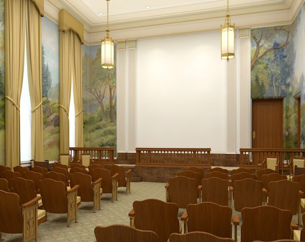 Church Releases Photos Of What The Mesa Temple Will Look Like After Renovation Mesa Temple Temple Church