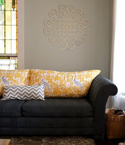 new look on painted upholstery: using winwax wood stain.... it comes in awesome colors and no need for fabric medium!