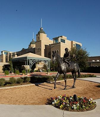 Alysheba Lone Star Park Grand Prairie Texas By Lisa Perry