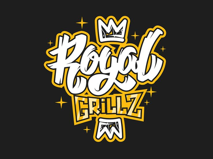 Royal Grillz by Typemate