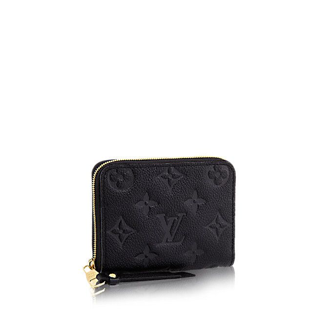 Zippy Coin Purse Monogram Empreinte Leather in Women's Small Leather Goods Wallets collections by Louis Vuitton