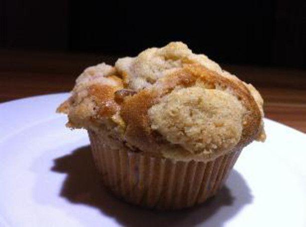 Zwetschgen-Streusel Muffins Rezept