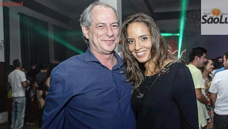 Giselle Bezerra | Ciro Gomes está namorando ex-bailarina da Xuxa