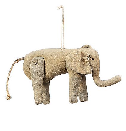 circus ornaments (So need to make one of these for my special little people.)