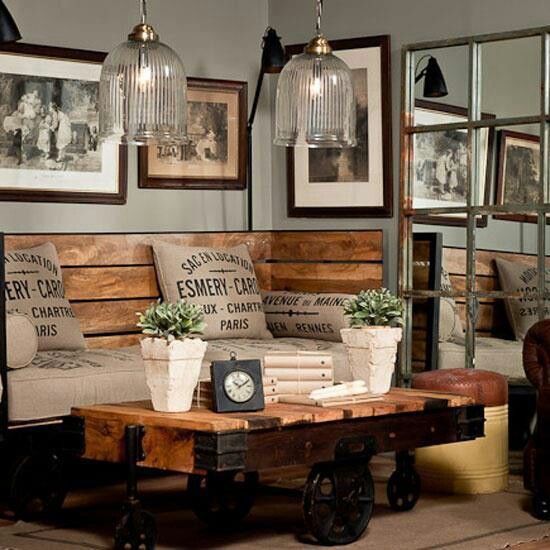 Awesome Industrial Living Room Furniture Pictures Of Industrial Rustic Chic Living  Room Decor63 best Living Room  Industrial chic  images on Pinterest   Home  . Industrial Living Room Ideas. Home Design Ideas