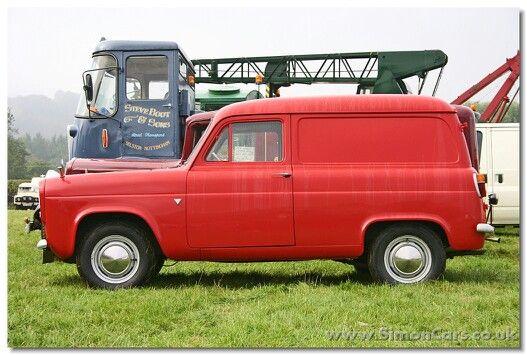 1959 Ford Thames 300E 7cwt van.