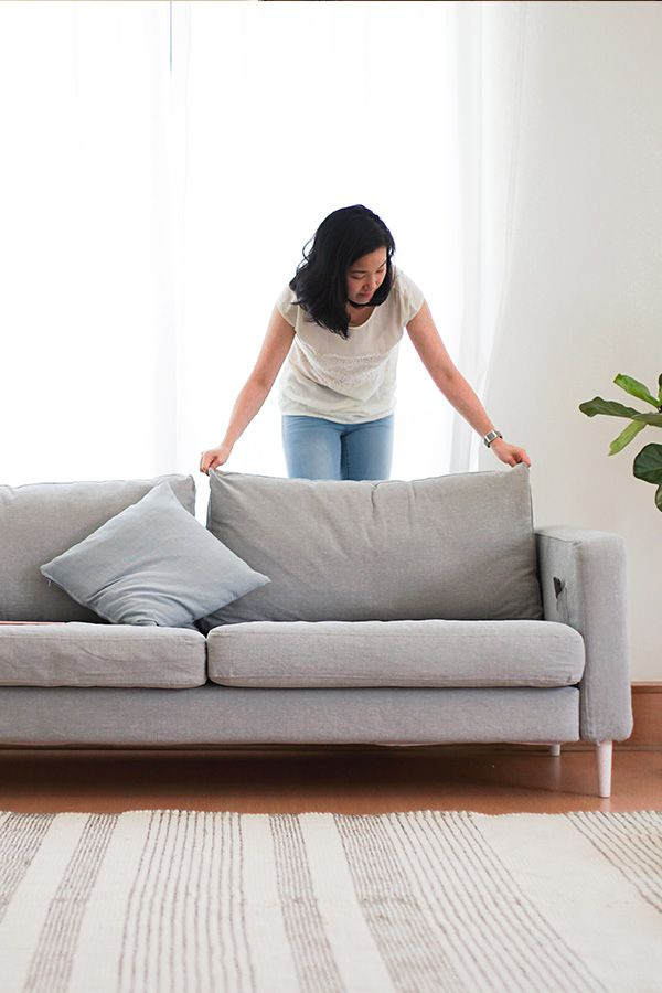 How To Clean An Upholstered Sofa A