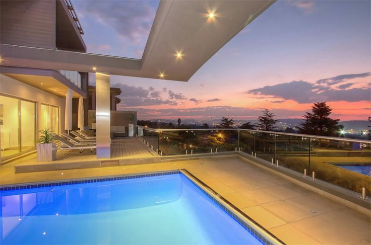 A top end home in Bedfordview was recently sold for a record breaking price for the area, and one of the highest ever on the East Rand.  #property #dreamhome #luxuryhome #CapeTown #Bedfordview #propertynews #multimillionrandhomes