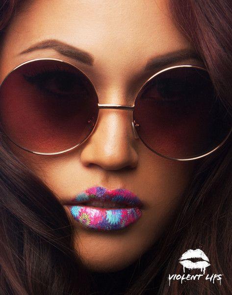 Violent Lips Fashion Lip Designs