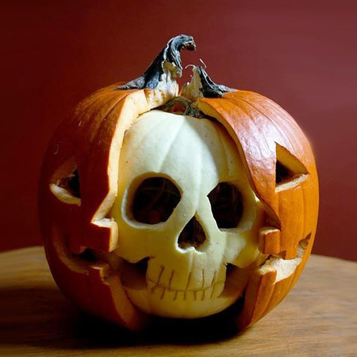 Chaque année vous cherchez comment décorer vos citrouilles d'Halloween? Voici 34 idées de citrouilles spectaculaires pour vous inspirer!