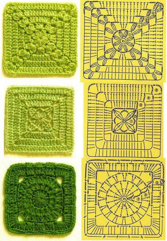 Para todas as amantes do crochê tempos uma nova coleção de gráficos de porta copos, mas neste caso serão porta copos quadrados. Com certeza, uma opção ideal para quem sempre procura novos projetos de crochê. Eu adoro os porta copos, e sempre procuro novos modelos