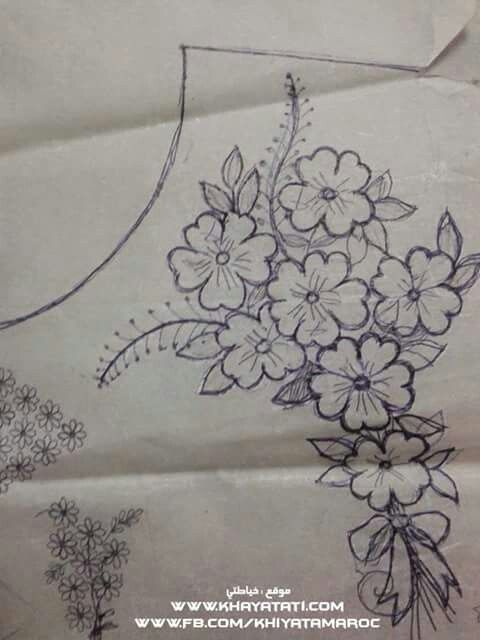 Best embroidery and pattern images on pinterest