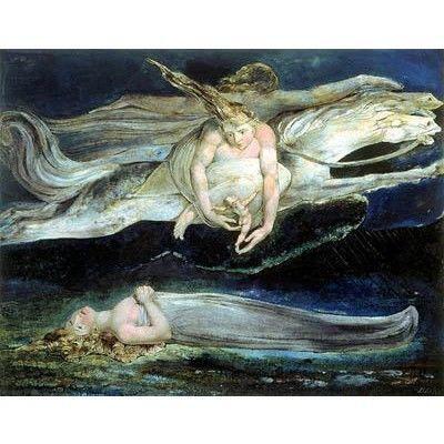 Pity William Blake canvas print Publication dans la Catégorie Autre,Canevas & Tableaux Giclées,Art sur le France de eBid | 145395485