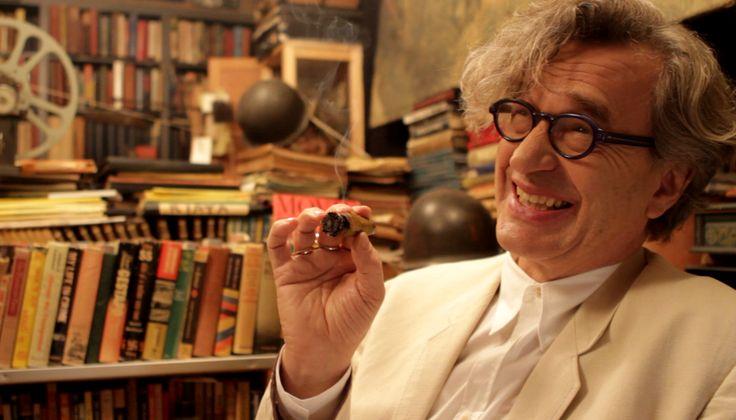 MoMA'dan Wim Wenders için