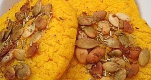 Печенье из фасоли с шафраном – рецепт с фото / Простые рецепты