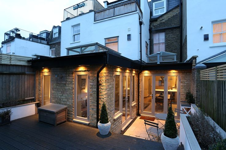 best 25 roof extension ideas on pinterest glass roof. Black Bedroom Furniture Sets. Home Design Ideas