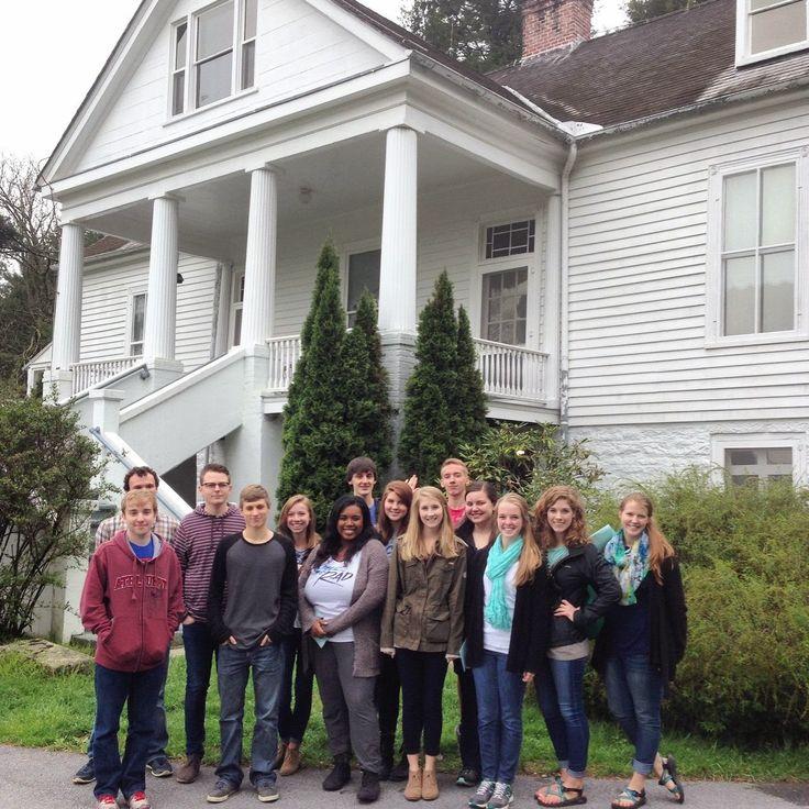 SmallWorld: Field Trip: Carl Sandburg Home and Thomas Wolfe House
