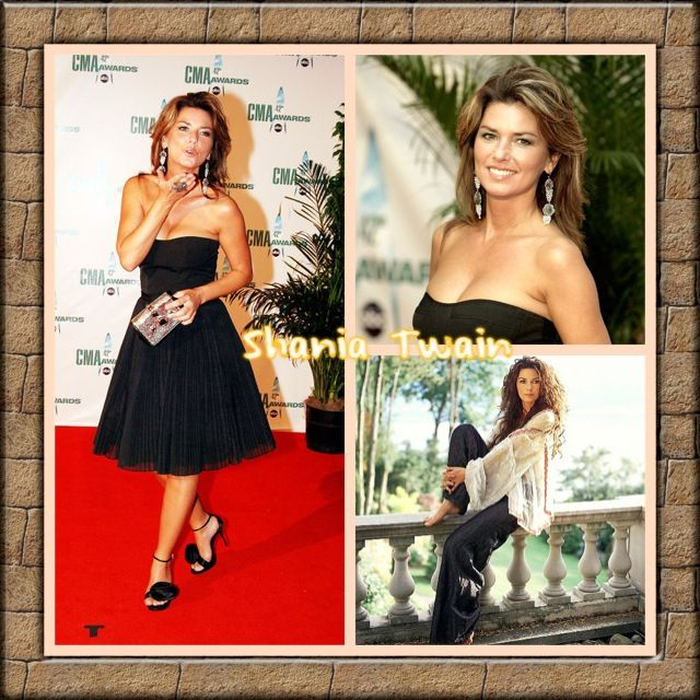 358 Best Images About SHANIA TWAIN On Pinterest