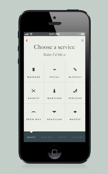Designer: Lotta Nieminen / mobile design iconography