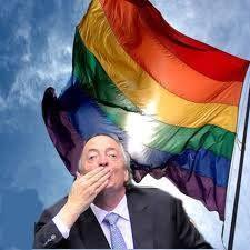 Presidente Néstor Kirchner impulsor de la Ley de Matrimonio Igualitario. (#Argentina)