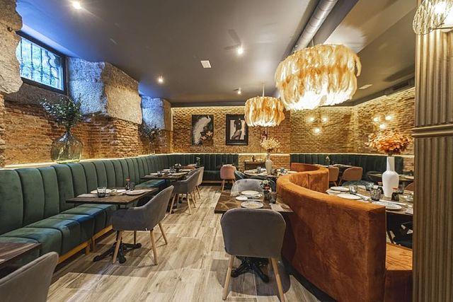Estos Son Los Restaurantes Que No Te Puedes Perder Este 2020 Restaurantes Salones Informales Restaurantes Italianos