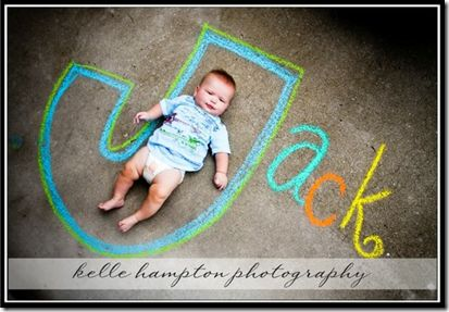 Cute Baby Picture Idea