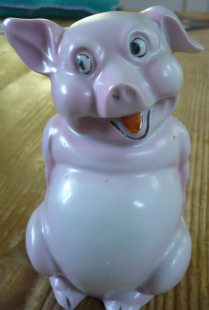102 Best Images About Piggy Banks Amp Such On Pinterest