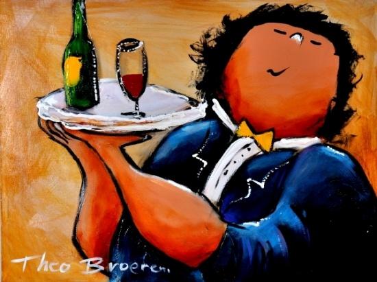 Theo Broeren - Op het feestje 1