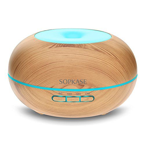SOPKASE 300ml Essential Oil Diffuser2nd Version 7 LED Colors Wood Grain Ultrasonic Aroma Cool Mist Humidifier for Office Home Bedroom Baby Room Study SPAWaterless Auto Shut-off3 kinds of mist modes For Sale https://homeairpurifiers.review/sopkase-300ml-essential-oil-diffuser2nd-version-7-led-colors-wood-grain-ultrasonic-aroma-cool-mist-humidifier-for-office-home-bedroom-baby-room-study-spawaterless-auto-shut-off3-kinds-of-mist-modes/