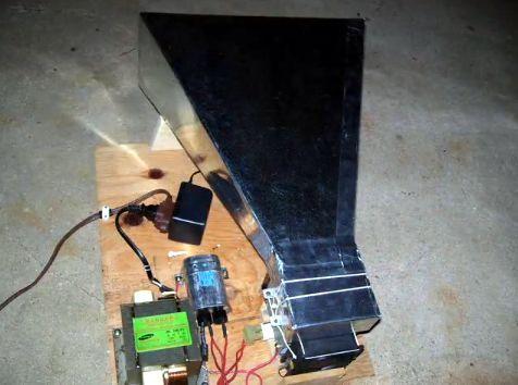 Diy Electromagnetic Herf Gun Awesome Things Diy